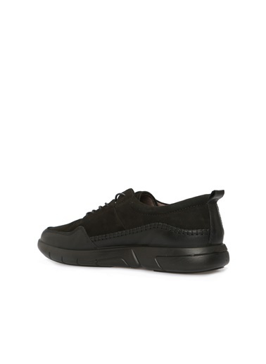 Divarese 5023683 Nubuk Erkek Ayakkabı Siyah